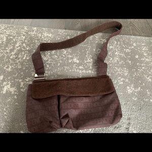 Authentic Fendi Fendissime crossbody bag